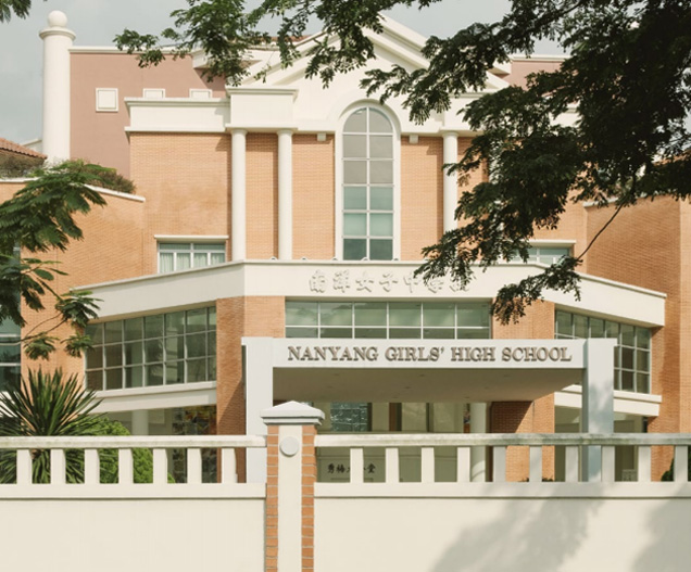 NanYang Girl's High School Nearby RoyalGreen